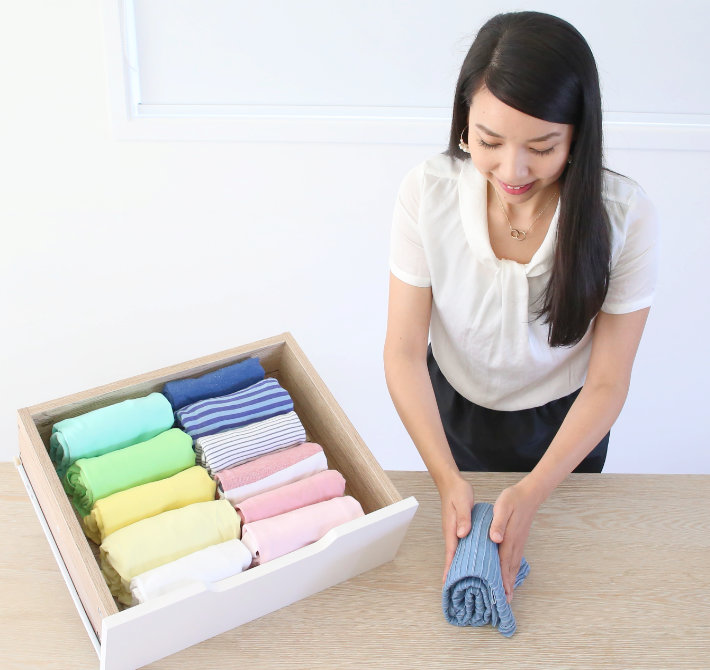Erika | Certified KonMari Consultant in New Zealand